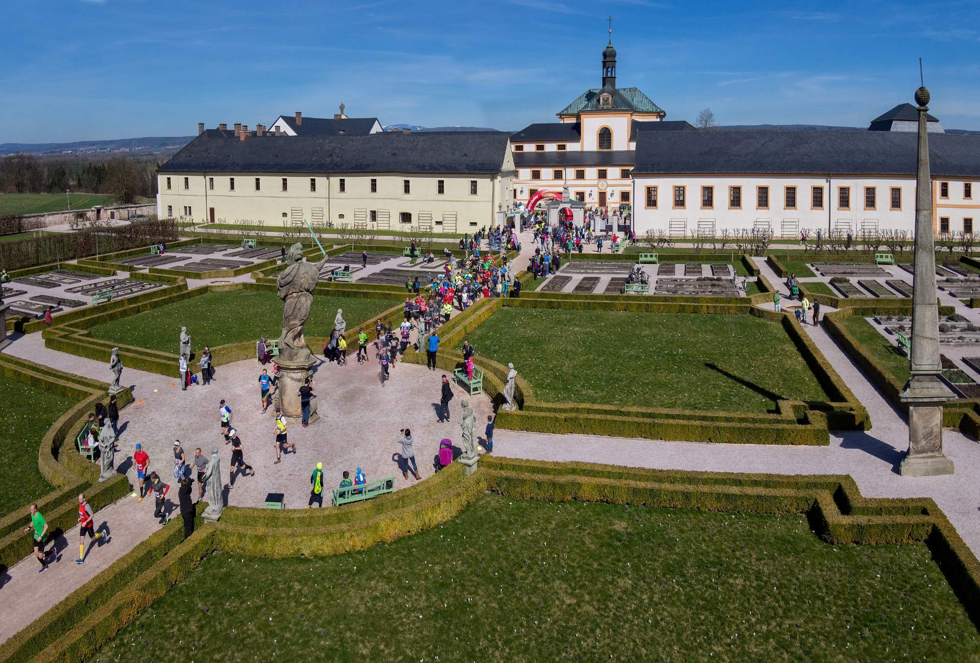 V sobotu 22.dubna odstartuje KUKS maraton – ČKKP