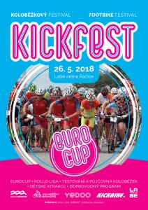 plakát KickFest 2018