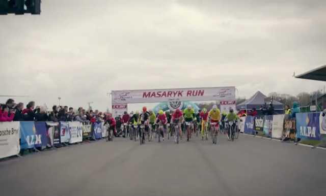První koloběžkový závod sezóny 2018 – Masaryk RUN