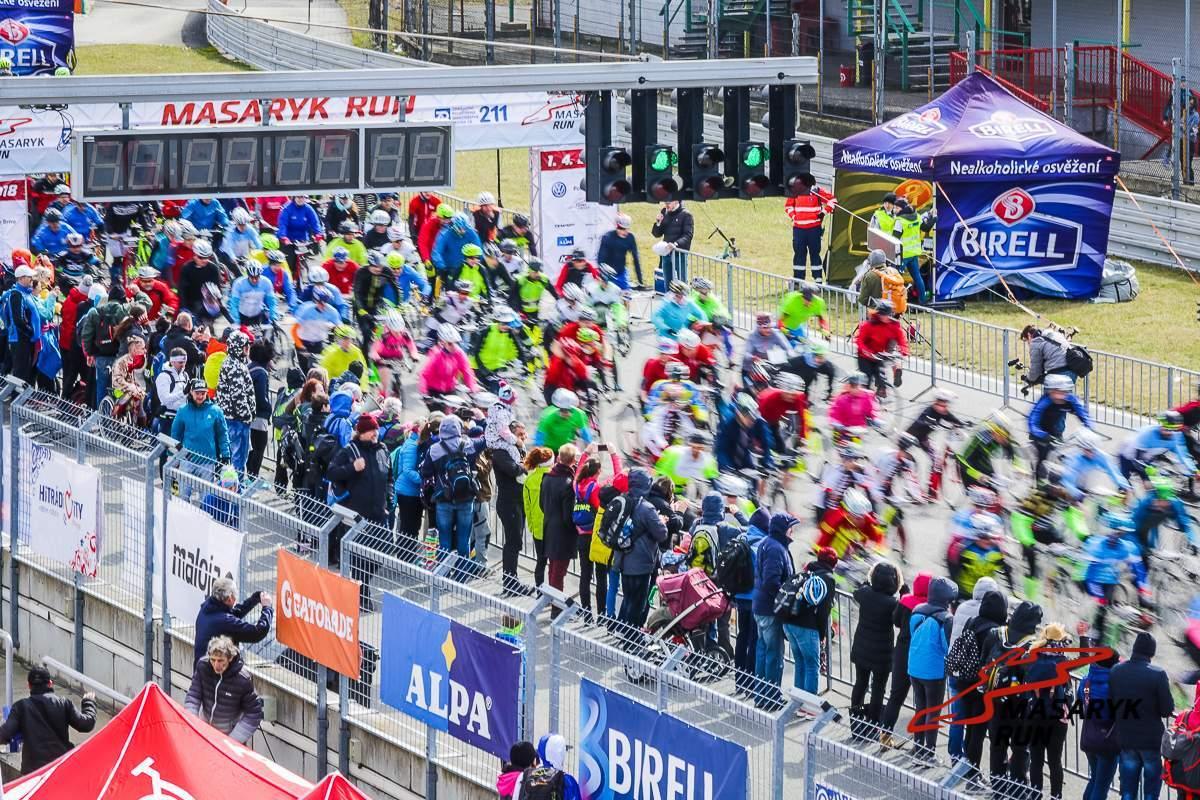 První kolo ČKP za námi – Masaryk Run 2018