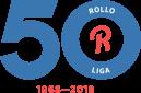 logo 50 let Rollo ligy
