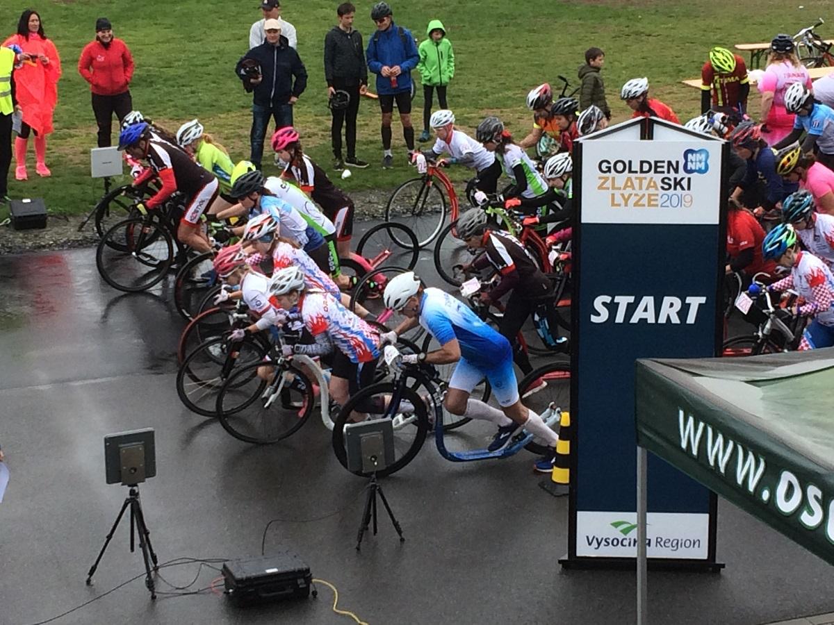 Ve druhém kole Rollo ligy 2019 závodilo 209 koloběžkářů