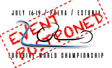 Přeložení Mistrovství světa na koloběžkách na rok 2021