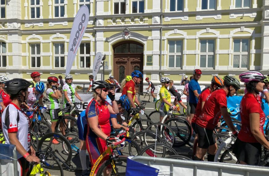 V Lipníku nad Bečvou proběhlo Mistrovství České republiky v koloběžkách 2021