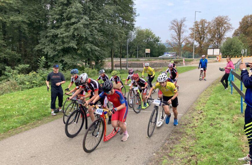 Třetí kolo Rollo ligy 2021 v Letohradu mělo atmosféru